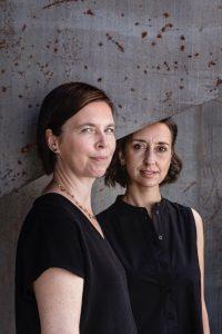 Liesbet Moortgat & Annick Jehaes